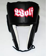 Защитный шлем ТМ Wolf (размеры S,M,L,XL;цвета: синий, черный, красный)
