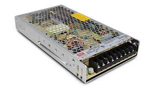Блок живлення Mean Well LRS-200-24 24В; 8.8 А; 211.2 Вт IP20 Код.59025