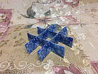 Перегородка для конфет Синий снег 120*120*30 - Новый год, фото 1