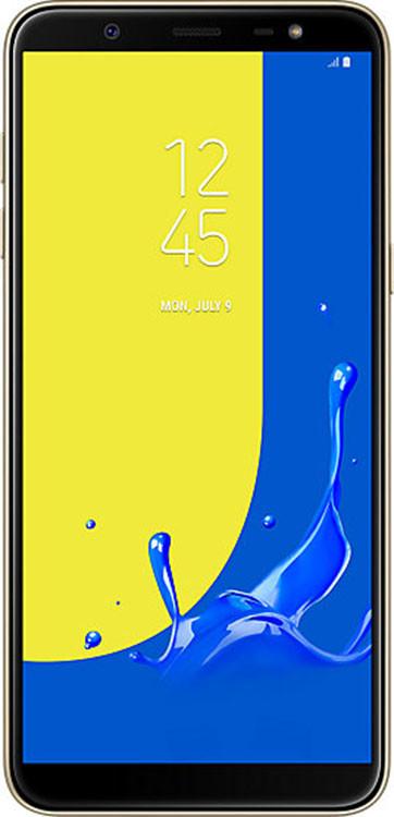 Сенсорный мобильный телефон Samsung J810F-DS Galaxy J8 3/32GB Gold