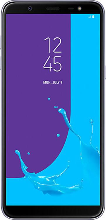 Сенсорный мобильный телефон Samsung J810F-DS Galaxy J8 3/32GB Lavender