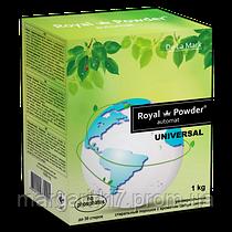 Концентрированный бесфосфатный стиральный порошок Royal Powder с ароматом белых цветов (1 кг)