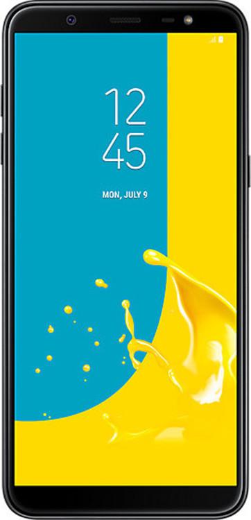 Сенсорный мобильный телефон Samsung J810F-DS Galaxy J8 4/64GB Black
