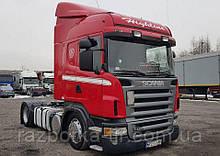 Запчасти Scania R 420-480