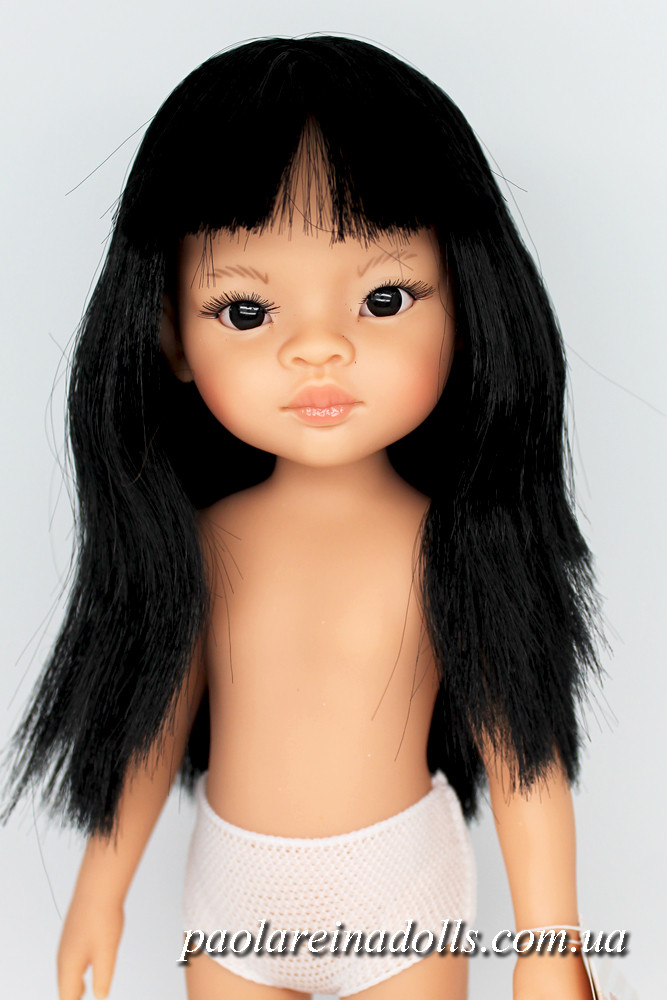 Кукла Паола Рейна Лиу с челкой Paola Reina