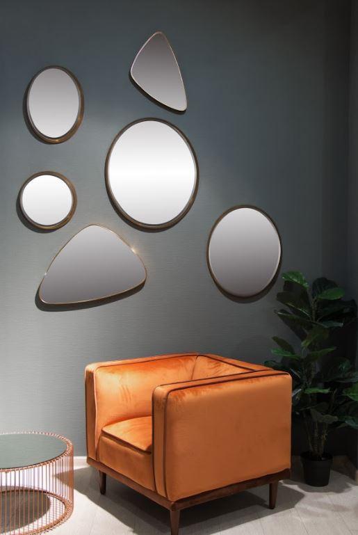 Зеркало Грей в интерьере