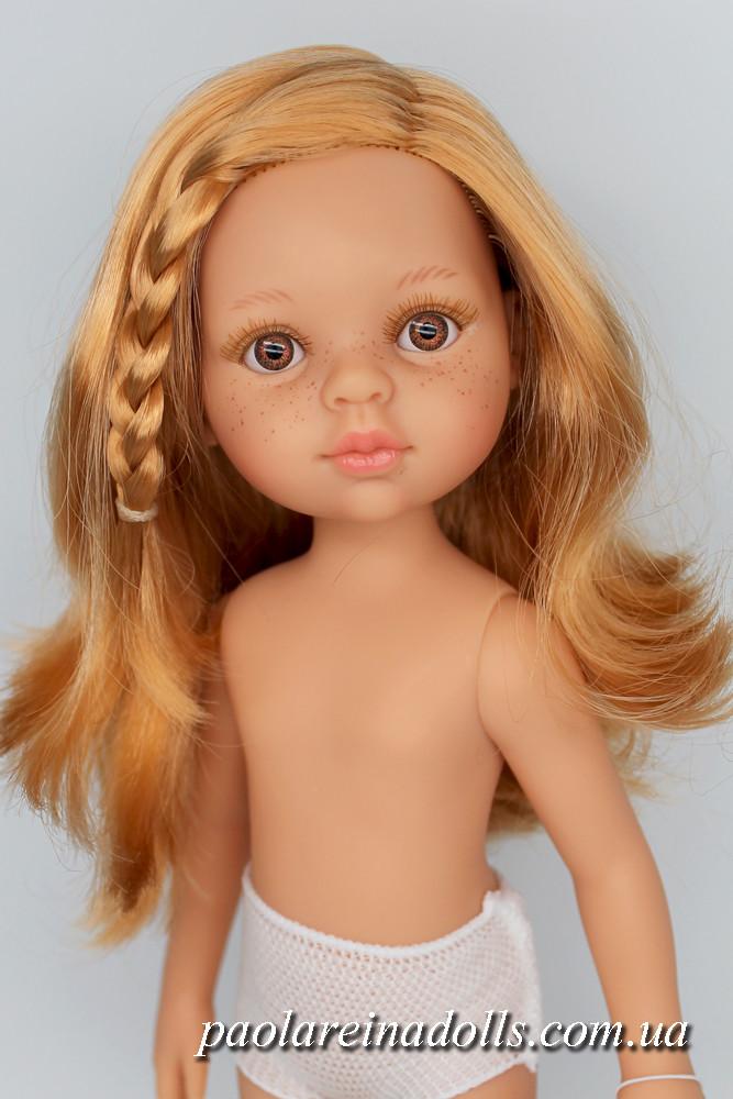Кукла Паола Рейна Даша с косичкой Paola Reina