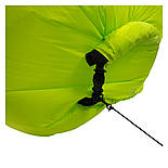 Надувной диван UST SlothSak™ Lounger, Lime, фото 2