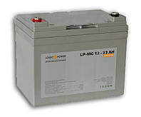 Аккумуляторная батарея LogicPower MG 12V 33 Ah