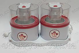 Мороженица Hilton ICM 3853 на 2 чаши