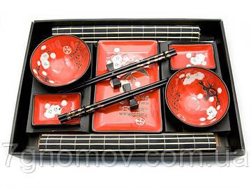 Идеальный подарок для любителей суши! Сервизы для суши в наличии!!