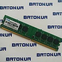 Оперативная память Edge DDR2 4Gb 800MHz PC2 6400U CL6 (4GN582R08)