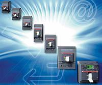 Автоматические выключатели ABB Tmax в литом корпусе