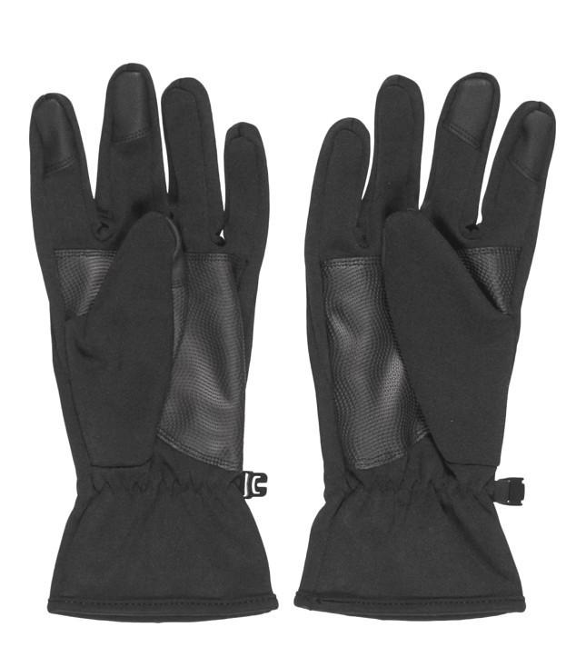 Перчатки Tramp Softshell TRGB-004XL для активного зимнего отдыха размер XL