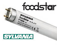 Sylvania F18W/176 Foodstar Meat, лампа для холодильника, для мяса и рыбы