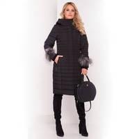 Женские зимние стеганые пальто, пуховики