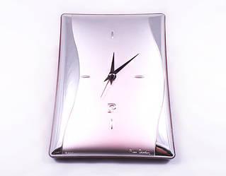 Часы настольные Рierre Сardin Angely кварцевые с гальваническим покрытием серебром (PC5131/6)