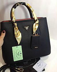 Женская сумка  Prada модель Double
