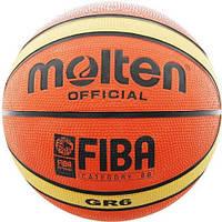 Мяч баскетбольный Molten GR6-LH