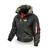 Куртка Dobermans Offensive KU32BK XL Черная (KU32BK-XL)