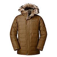 Куртка Eddie Bauer Mens Boundary Pass Parka TORTOISE L Коричневая (5629TO-L)