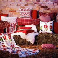 Новогодний текстиль и декор