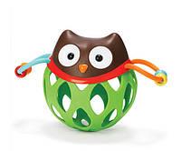 Развивающий шар-погремушка Skip Hop Совенок