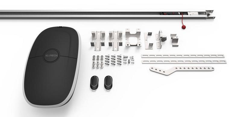 Автоматика для секционных воротAlutech Levigato LG-800