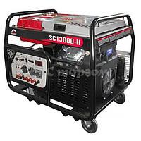 Бензиновый генератор Vulkan (Вулкан) SC13000-III