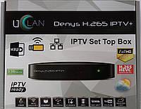 UClan Denys H.265 IPTV + (PLUS)