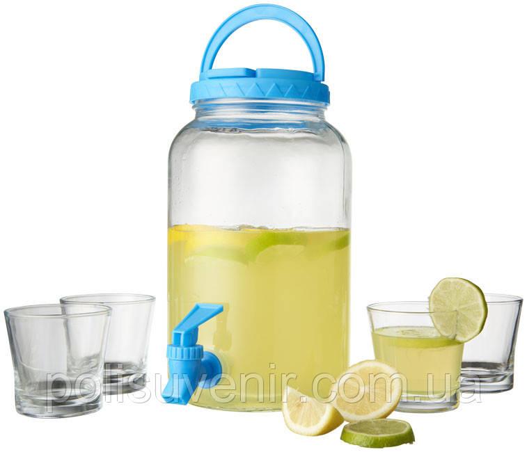 Набір для напоїв Фесті з 5-ти предметів