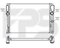 Радиатор охлаждения двигателя Mercedes-Benz E-class W211 (FPS) FP 46 A1018-P