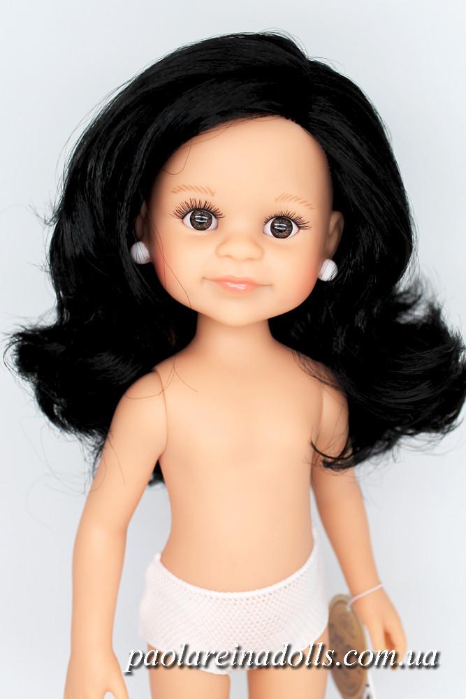 Кукла Паола Рейна Клео с черными волосами Paola Reina