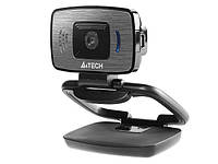 Веб-камера 2.0 Мп з мікрофоном A4Tech PK-900H Black