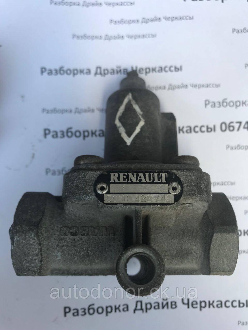 Клапан ограничения (регулятор)давления knorr б/у Renault/рено