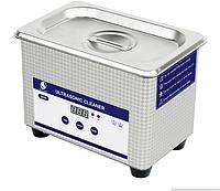 Ультразвуковая ванна для очистки мойки Ultrasonic cleaner Skymen JP-008 0,8литра