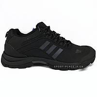 Мужские кроссовки Adidas Climaproof all black (лицензия)
