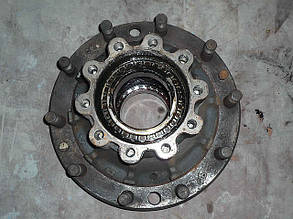 Ступица запчасти Б/У DAF/даф/дафXF XF95 430 480 380 CF Renault/рено Magnum/магнум 400 440 E-Tech Premium/премиум