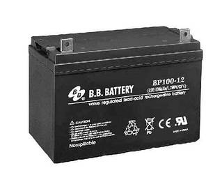 Аккумуляторы b.b. battery серии вр