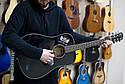 Гитара акустическая Fender CD 60 BK, фото 7