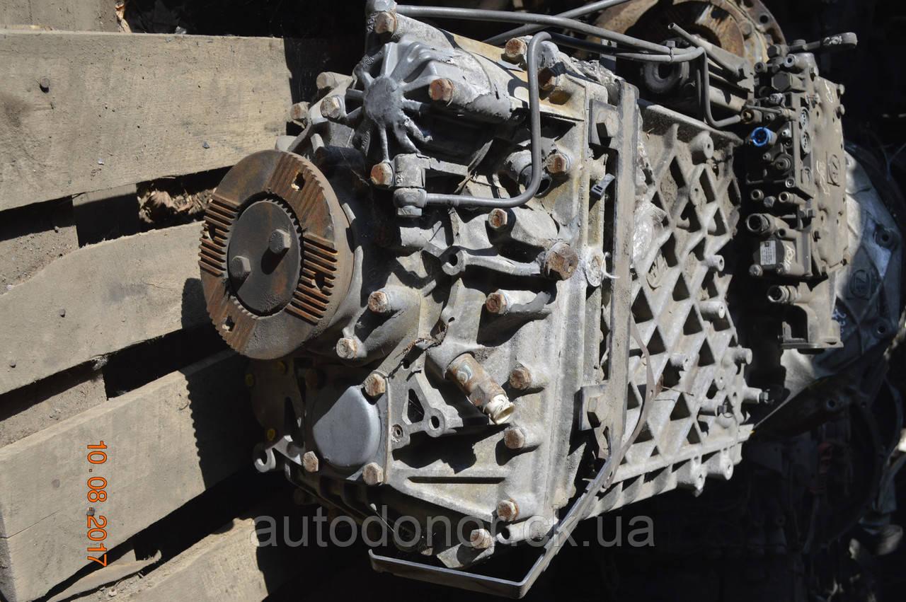Коробка передач механическая КПП МКПП MAN/ман/манZF 16s 221 б/у