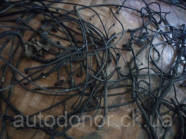 Электропроводка форсунок