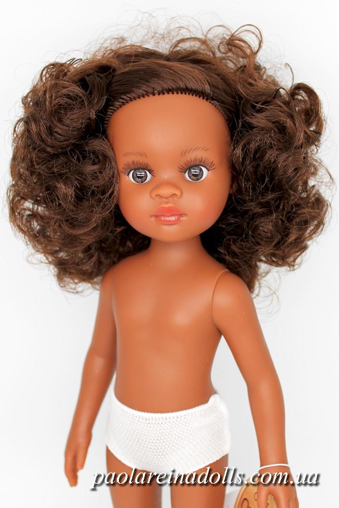 Кукла Паола Рейна Нора с кудрями Paola Reina