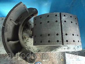 Тормозные колодки под супорт Volvo/вольво