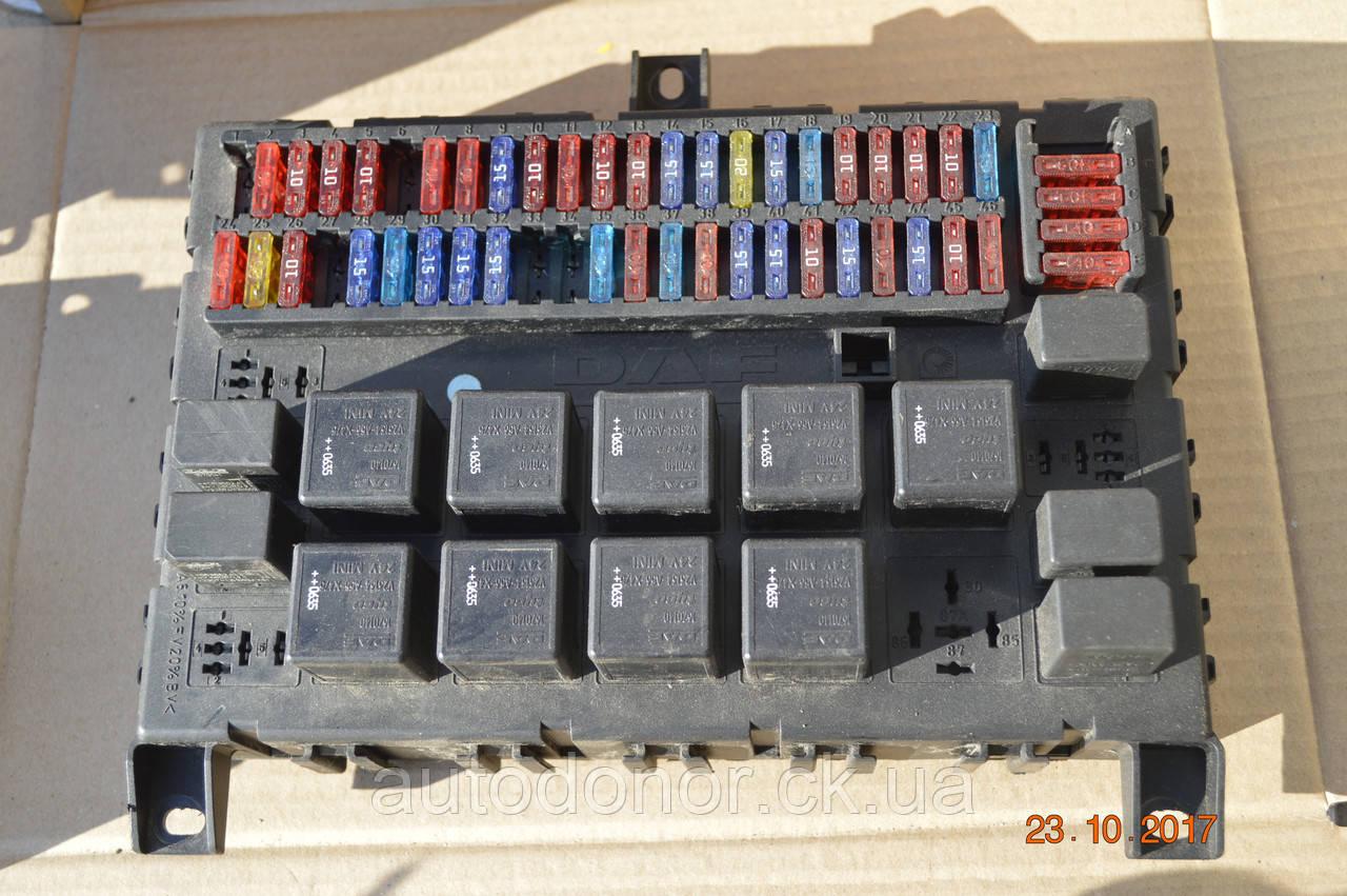Блок предохранителей DAF/даф/даф24V, DAF/даф/дафCF 85.460, XF 105, 518685201/00 , 1674870