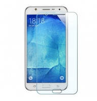 Захисне скло Samsung Galaxy A720 A7 2017 прозоре Mobiking
