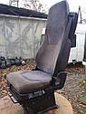Сиденье кресло водительское автомобильные MAN/ман/манб/у разборка , фото 4
