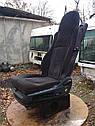 Сиденье кресло водительское автомобильные MAN/ман/манб/у разборка , фото 5