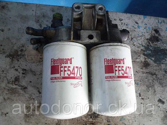 Корпус топливного фильтра Renault/рено Magnum/магнум, Renault/рено Premium/премиум