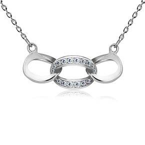 "Серебряная подвеска Kigmay Jewelry ""Символ бесконечности"", фото 2"